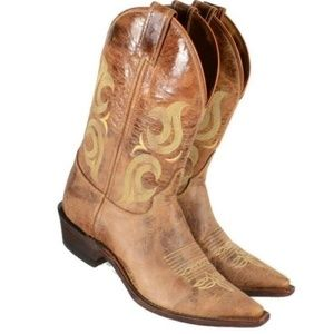 Justin BRL 103 Bent Rail Western Boots